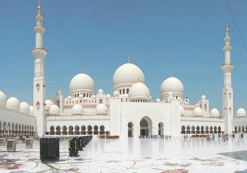 Sheikh Zayid Mosque