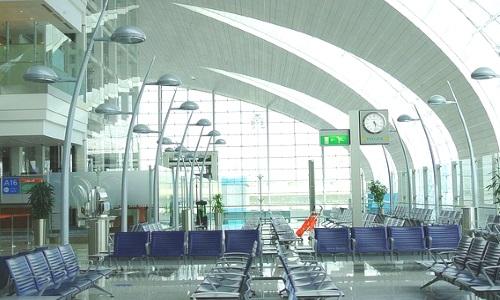 Inside Dubai Airport